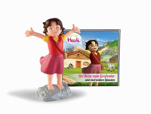 Tonies® Heidi - Die Reise zum Großvater und zwei weitere Geschichten