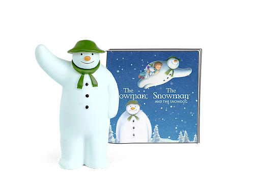 Tonies® The Snowman - The Snowman / The Snowman and the Snowdog