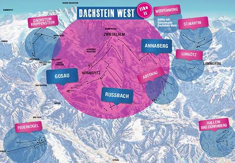 Sportshop im cooee alpin hotel gosau-Skiverleih Dachstein West-Skigebiet Dachstein West