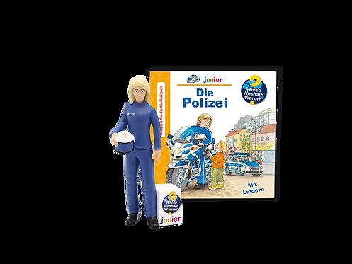 Tonies® Wieso Weshalb Warum Junior - Die Polizei