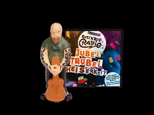 Tonies® Rotz 'N' Roll Radio - Jubel, Trubel, Heiserkeit