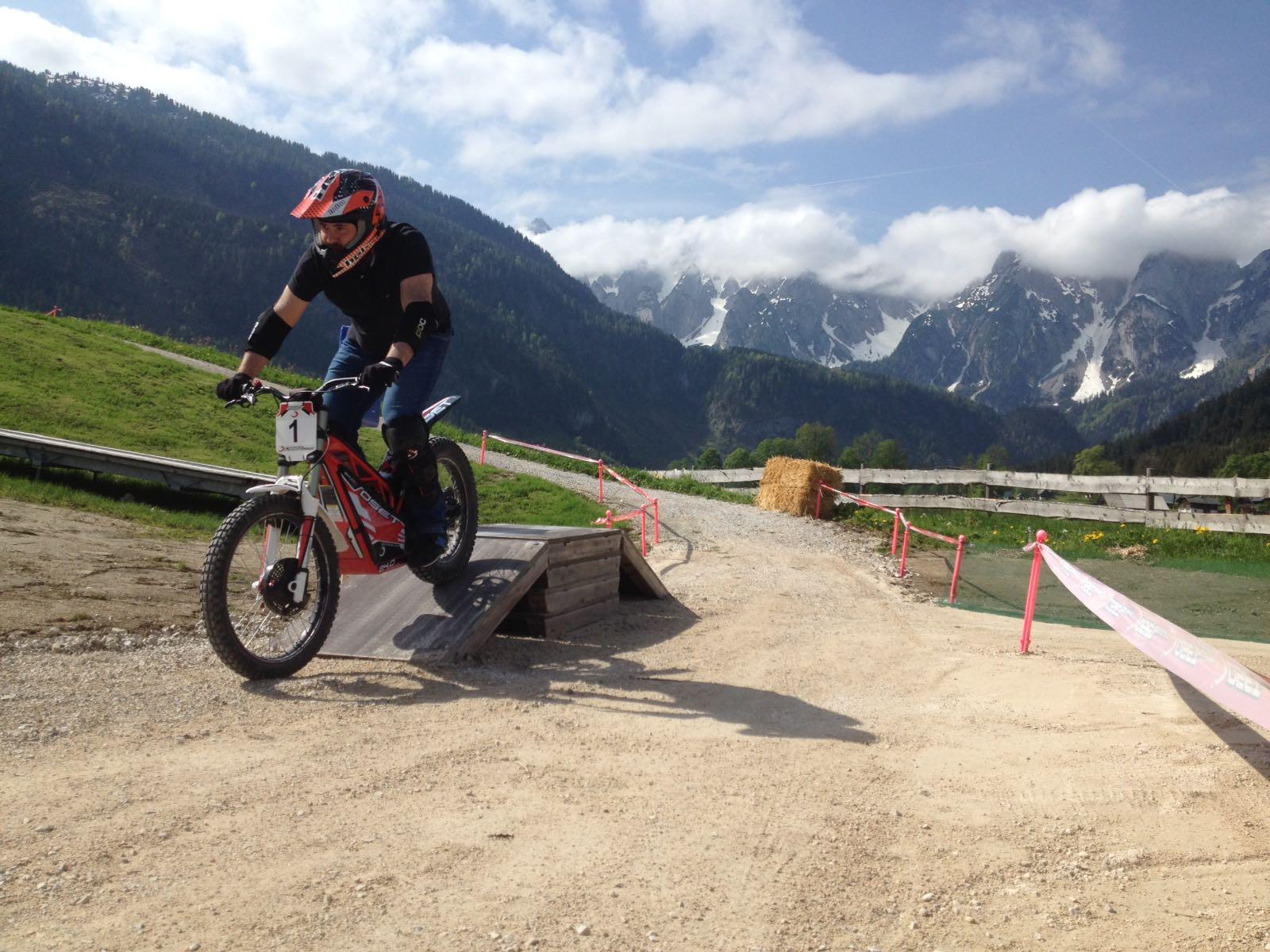 Oset E-Trial Park Gosau, Checkpoint Sport Verkauf Verleih Service