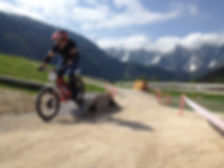 E-Trial Fun-Checkpoint Sport E Trial Park-Salzkammergut