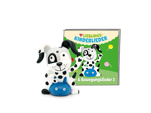 Tonies® 30 Lieblings-Kinderlieder - Spiel- und Bewegungslieder 2