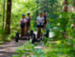 guided family Segway Tours Gosau-Cooee alpin Hotel Dachstein
