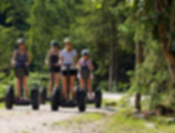 Family Segway Tour Gosau-Bike Rental Gosau-Salzkammergut-Dachstein West