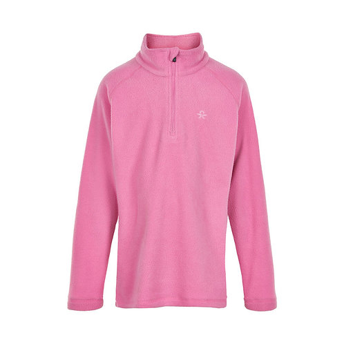Color Kids Fleece Pullover rosa