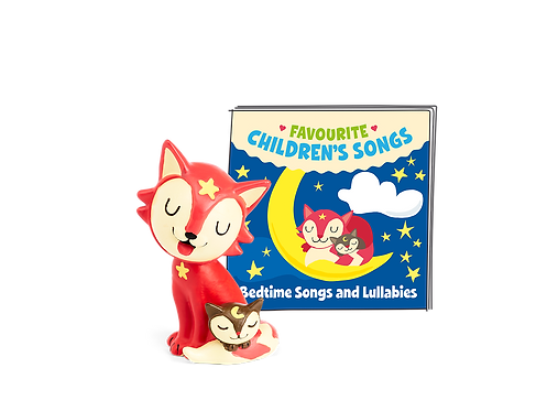 Tonies® Favourite children's songs - Bedtime songs and lullabies