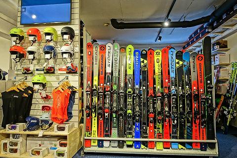 Skiausrüstung Shop Russbach-Sportgeschäft Russbach Hornbahn-Skishop Abtenau