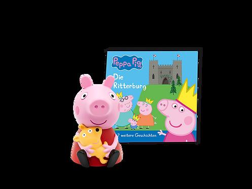 Tonies® Peppa Pig - Die Ritterburg