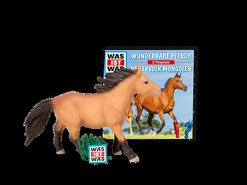 Tonies® WAS IST WAS - Wunderbare Pferde/Reitervolk Mongolen