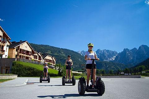 Segway Verleih Gosau-Segway Touren Gosau-Dachsteinkoenig Salzkammergut-Segway Dachstein West