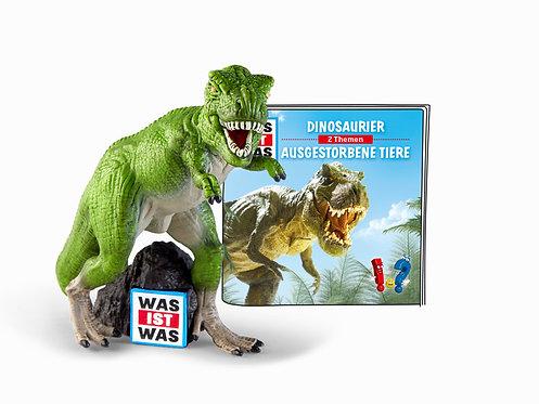 Tonies® WAS IST WAS - Dinosaurier und ausgestorbene Tiere