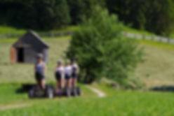 Segway Verleih & Touren Cooee alpin Hotel Dachstein