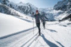 Langlauf Ski Verleih Russbach-Cross Country Renta Russbach-Langlauf Ski Vermietung Gosau-nordic ski Verleih Russbach