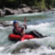 Outdoor-Aktiv-Urlaub-Gosau-Rafting-Canyoning-Tubing-Schluchtenwandern-Wildwasser-Salzkammergut