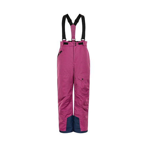 Color Kids Ski- und Snowboardhose violett