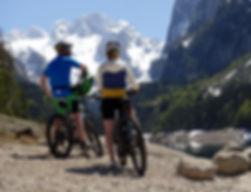 Fahrrad Verleih Gosau Cooee alpin Hotel checkpointsport.com