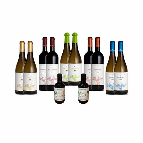 Degustazione Vini e Olio