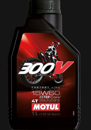 Motul 300V Factory Line Road Racing 15W60
