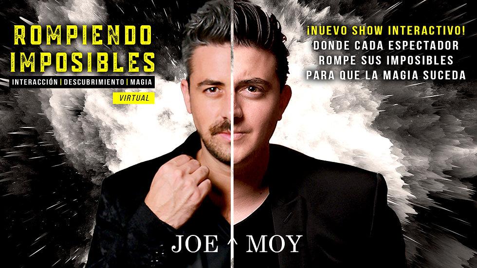 _Joe & Moy %22Rompiendo Imposibles%22 CO
