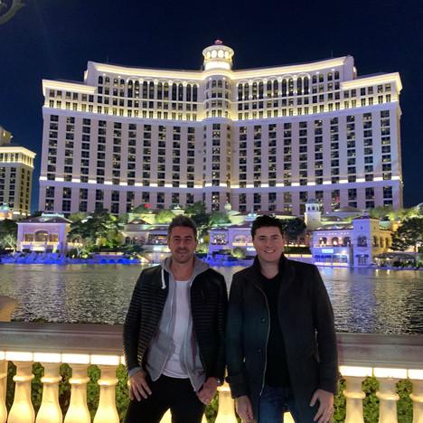Magos Joe Y Moy en Las Vegas!