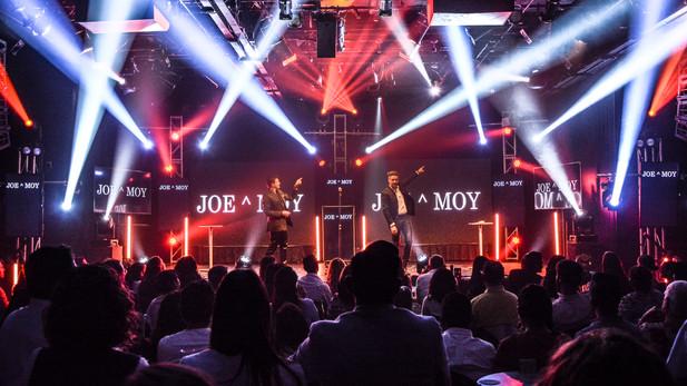 Magos Joe & Moy5