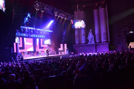 El show de magia de Joe & Moy en el Metropolitan