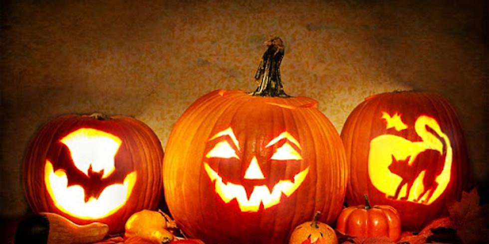 Dover400 Pumpkin Carving Contest