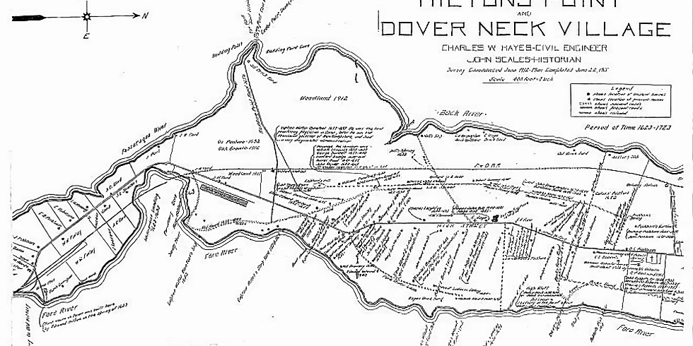Tales from the Dirt: Archaeology and Dover Point's Diverse Early Colonial Landscape