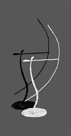 Logo Bogenschütze - Doppel HG Grau.png
