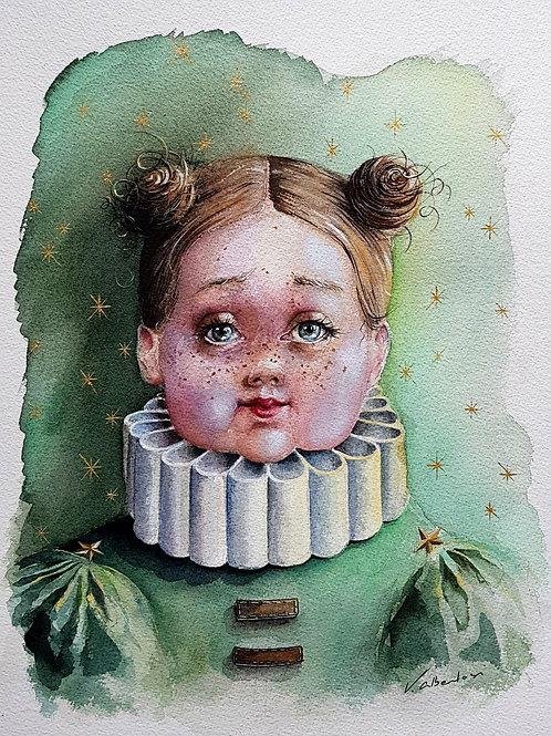 Illustration - Clarisse