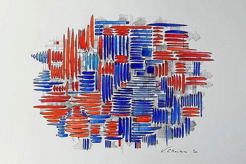 Abstraits - N° 419