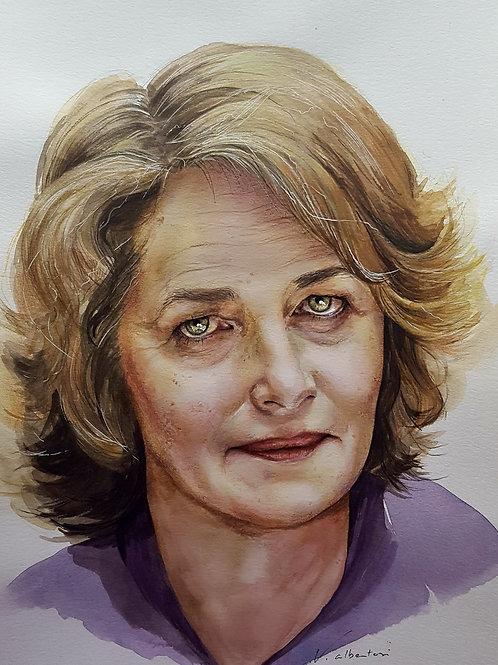 Portraits - Charlotte Rampling