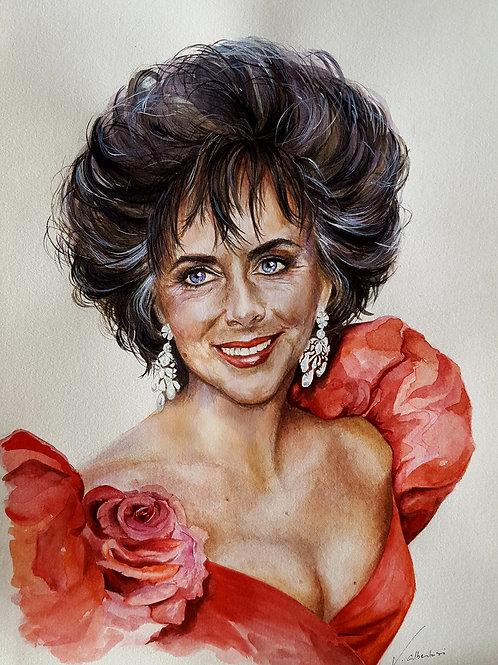 Portraits - Elizabeth Taylor