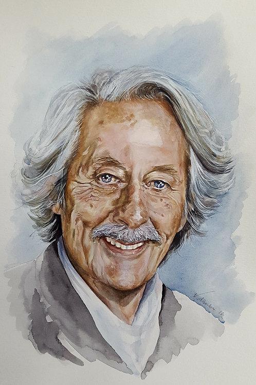 Portraits- Jean Rochefort