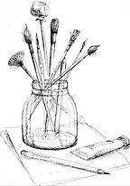 cours dessin peinture valerie albertosi.