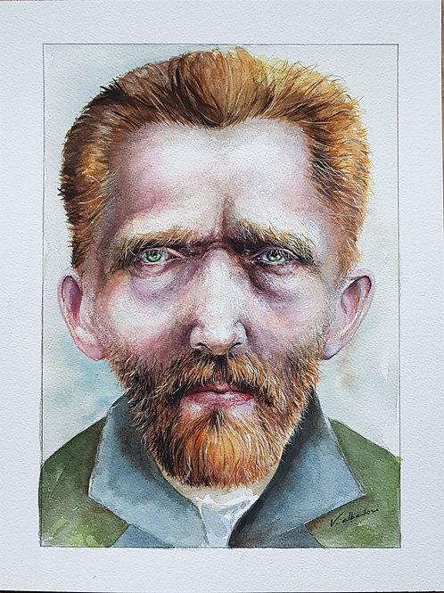 Portraits - Van Gogh version 2