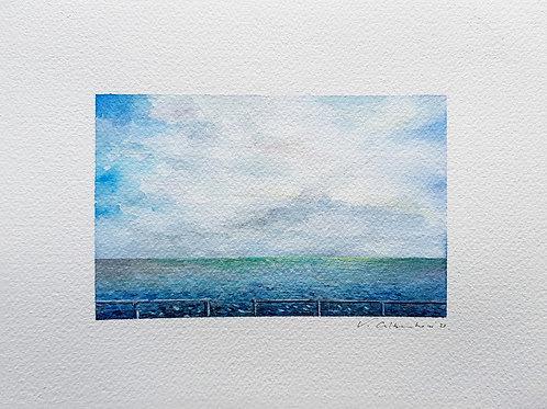 marine 201 paysage mer océan ciel valerie albertosi