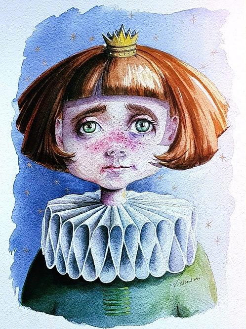 Illustration - Camomille