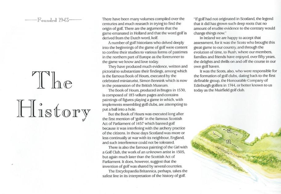 Club History Page 1