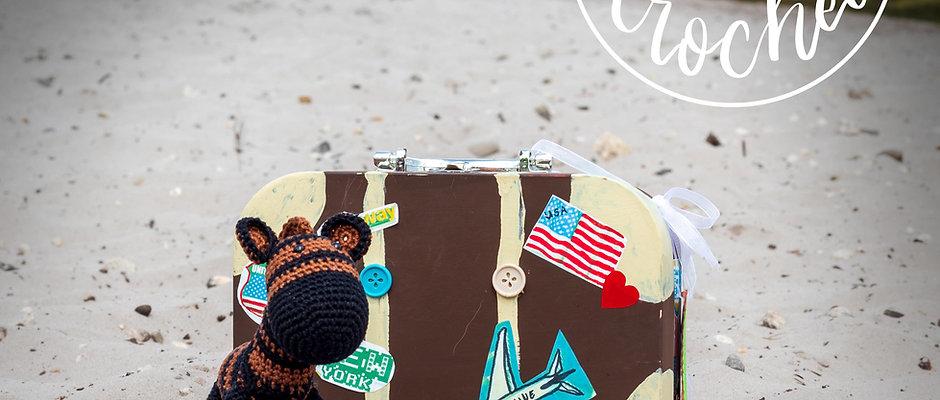 Reise-Zebra Scotty