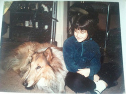 Thinking of my first dog Skipper today