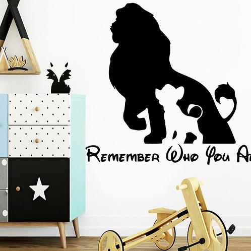 מלך האריות - תזכור מי אתה