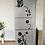 Thumbnail: מדבקת קיר-קישוט דקורטיבי למקרר