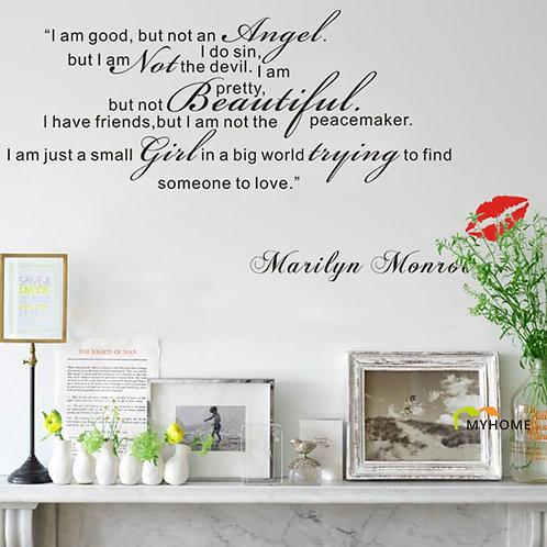 Someone to Love - מדבקת קיר - מישהו לאהוב