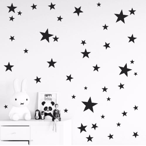 שלוש מאות כוכבים לחדר ילדים ולעיצוב הבית