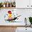 Thumbnail: מדבקת קיר למקרר ולמטבח