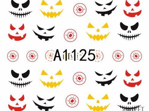 A1125 - מדבקת ציפורניים