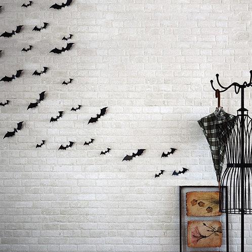 מדבקת קיר - עטלפים